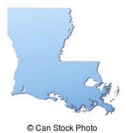 Louisiana clipart