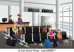 Airport clipart airport gate