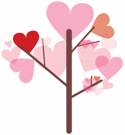Funky clipart love