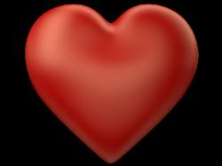 Indigo clipart 3d heart