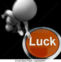 Luck clipart chance