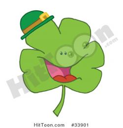 Luck clipart green thing