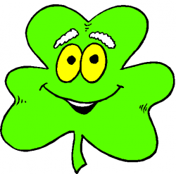 Luck clipart happy smiley