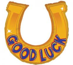 Luck clipart horsesho
