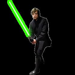 Star Wars clipart luke skywalker