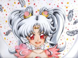Lunar clipart angel