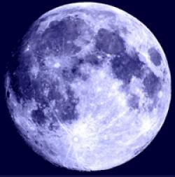 Lunar clipart graphic