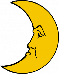 Lunar clipart heraldic