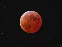 Eclipse clipart lunar eclipse