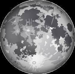 Lunar clipart romantic
