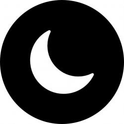 Lunar clipart weather symbol