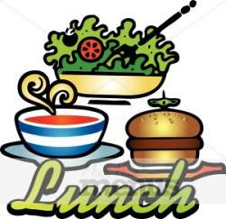 Diner clipart lunch