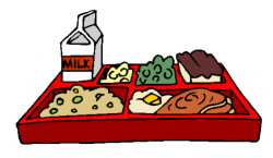 Meal clipart cafeteria