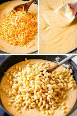 Macaroni clipart main course