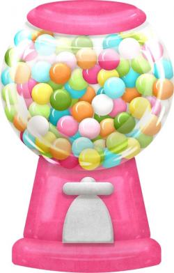 Gumball clipart candy machine