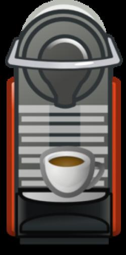Machine clipart cofee