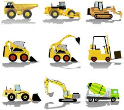 Machine clipart construction equipment