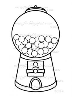 Gumball clipart cartoon