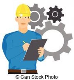 Machine clipart engineer