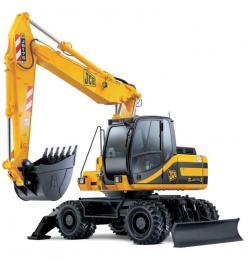Machine clipart jcb digger