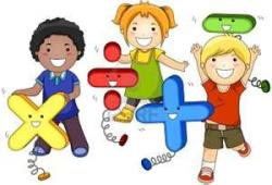 Mathematics clipart first grade math
