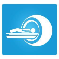 Machine clipart pet scan