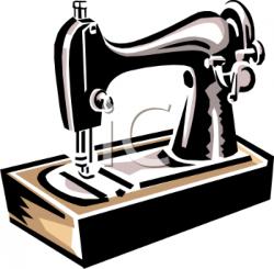 Machine clipart tailor