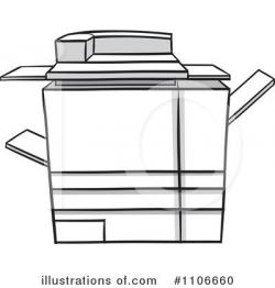 Machine clipart xerox