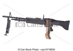 Machine Gun clipart m 60