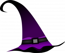 Witch Hat clipart magical