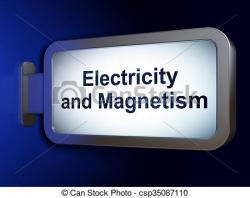 Magnetism clipart electricity