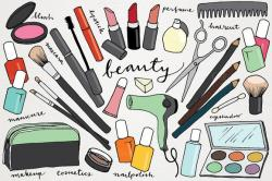 Makeup clipart cosmetology