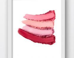 Makeup clipart kissable lip