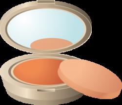 Makeup clipart powder
