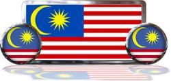 Malaysia clipart jalur gemilang