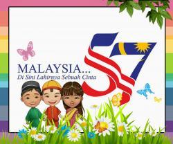 Malaysia clipart merdeka