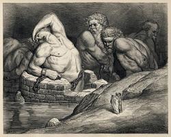 Malebolge clipart human figure