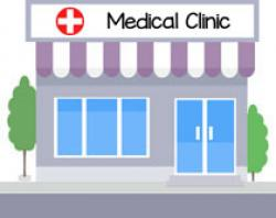 Mall clipart clinic building