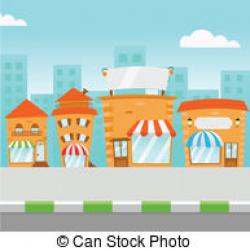 Mall clipart cute