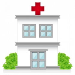 Hospital clipart transparent