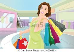 Mall clipart