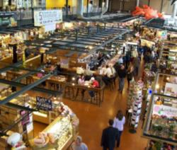 Mall clipart public market