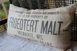 Malt clipart sack