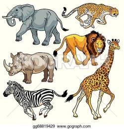 Africa clipart vertebrate