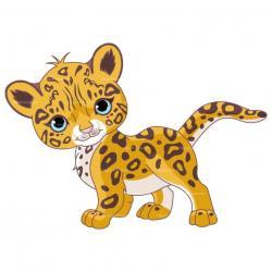Cheetah clipart jaguar