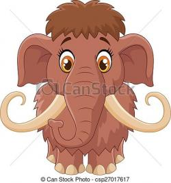 Woolly Mammoth clipart animated