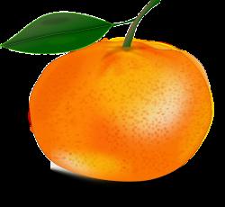 Mandarin clipart