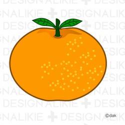 Orange (Fruit) clipart mandarin orange