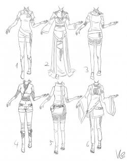 Drawn jeans female anime