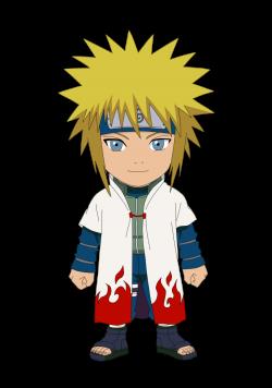 Naruto clipart chibi